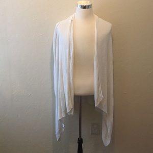 Michael Kors asymmetrical cardigan
